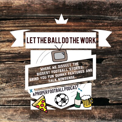 Let the ball do the work
