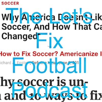 Let's Fix Football
