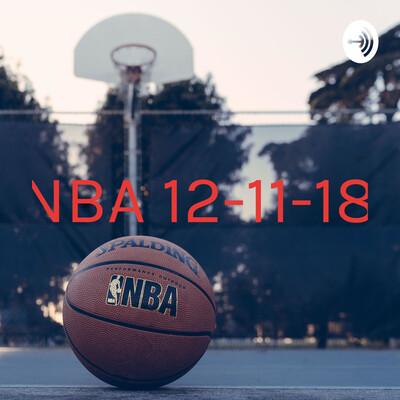 NBA 12-11-18