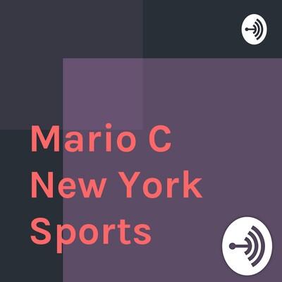 Mario C New York Sports