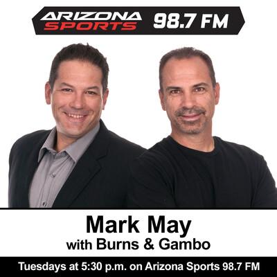 Mark May w/ Burns & Gambo - Segments and Interviews