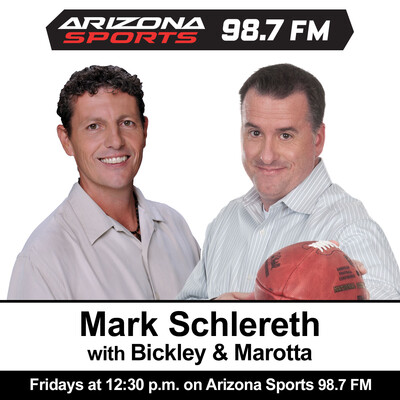 Mark Schlereth w/ Bickley & Marotta - Segments and Interviews