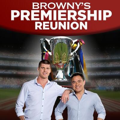 Browny's Premiership Reunion