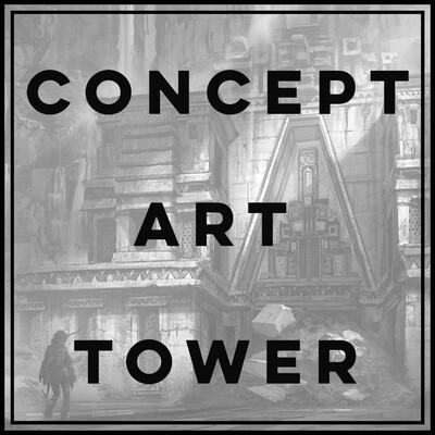 Concept Art Tower
