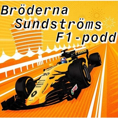 Bröderna Sundströms F1-podd