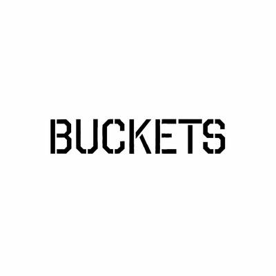 BUCKETS LIVE
