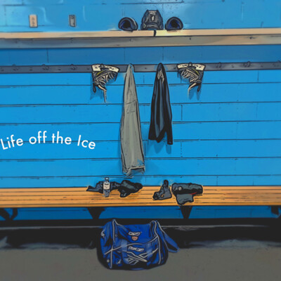 Life off the Ice