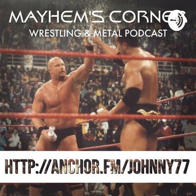 Mayhem's corner