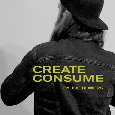 Create / Consume : The Search for the Ultimate Creative Process