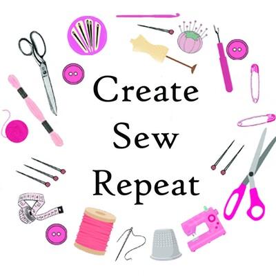 Create Sew Repeat