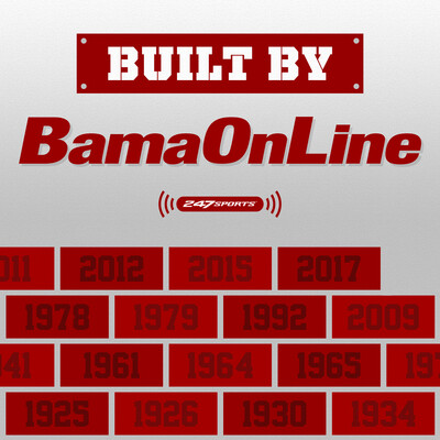 Built By BamaOnLine: A podcast dedicated to Alabama sports