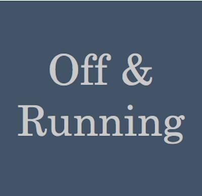 Off & Running