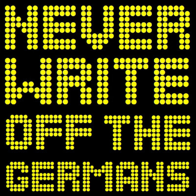 Never Write Off the Germans - World Cup 2018