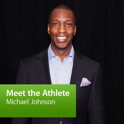 Michael Johnson: Meet the Athlete