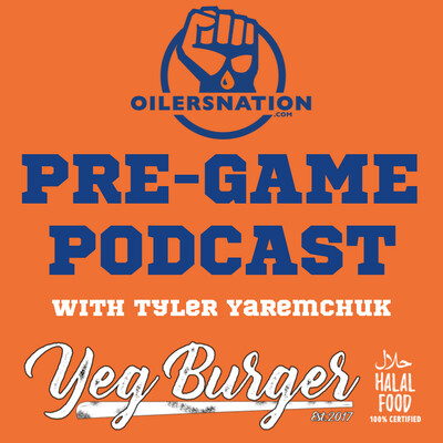 Oilersnation Pre Game Podcast with Tyler Yaremchuk