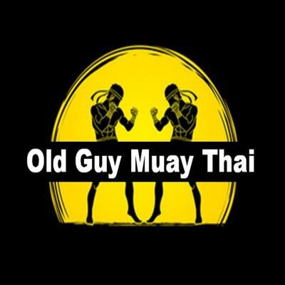 Old Guy Muay Thai