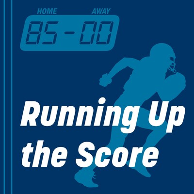 NFL - Running Up the Score