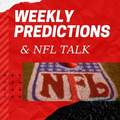 NFL Weekly Predictions