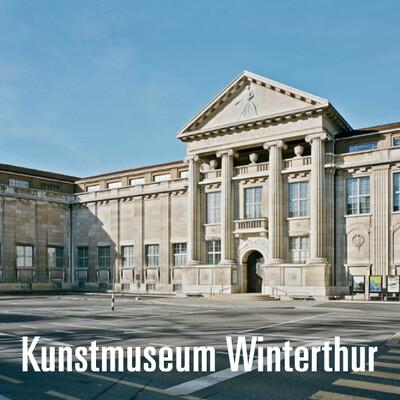 Aktuelle Ausstellungen im Kunstmuseum Winterthur