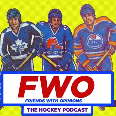 Friends with Opinions - A Hockey Podcast