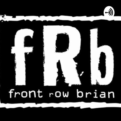 Front Row Brian MMA Podcast