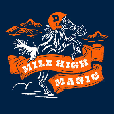 Mile High Magic: A show about the Denver Broncos