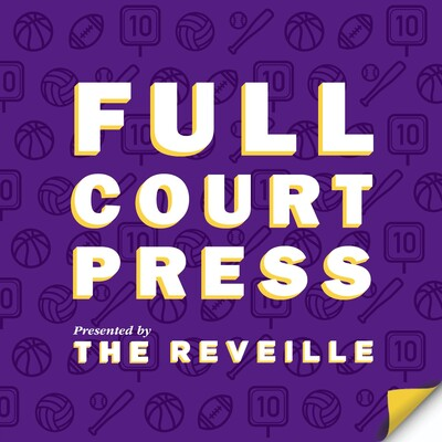 Full Court Press Podcast presented by The Reveille