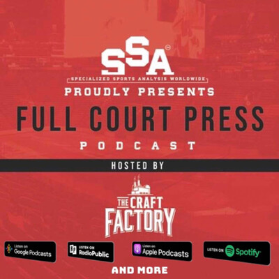 Full Court Press Presented Hosted by The Craft Factory