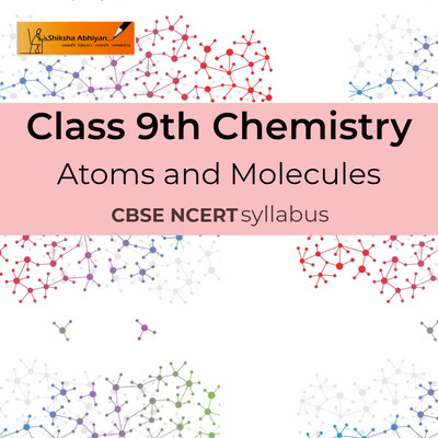 #1 Introduction to Atoms & Molecules