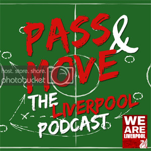 Pass and Move - the Liverpool FC podcast