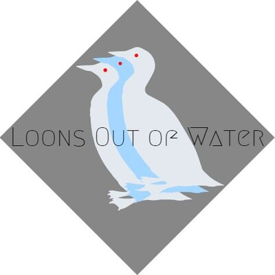 Loons Out of Water