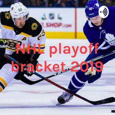 NHL playoff bracket 2019