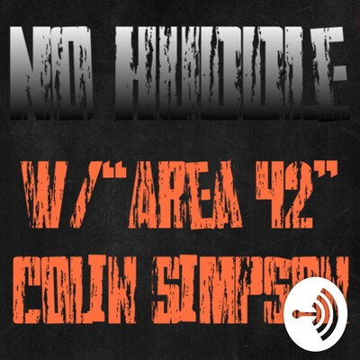 "No Huddle W/""Area 42"" Colin Simpson"