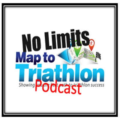 No Limits Map to Triathlon Podcast