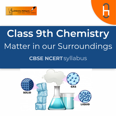Constituent of matter   CBSE   Class 9   Chemistry   Matter in our surroundings