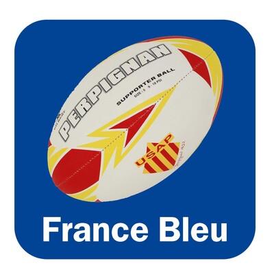 Lundi c'est rugby France Bleu Roussillon