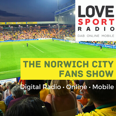 Norwich City Fans Show on Love Sport