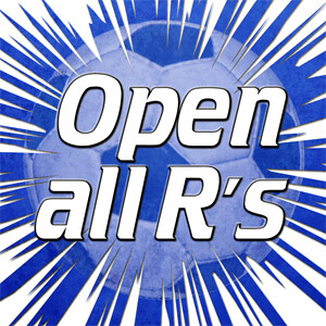 Open All R's - The QPR Podcast