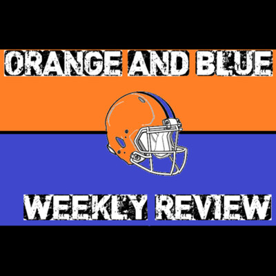 Orange and Blue Weekly Review