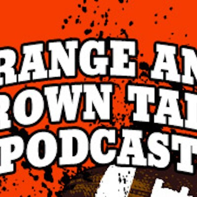 Orange and Brown Talk Podcast