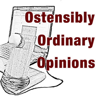 Ostensibly Ordinary Opinions