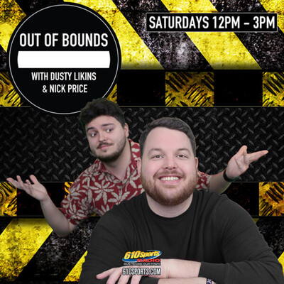 Out of Bounds with Dusty Likins & Nick Price