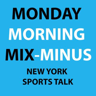 Monday Morning Mix-Minus