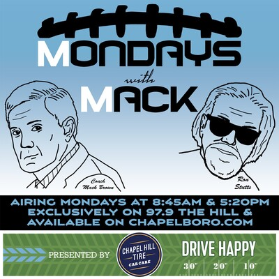 Mondays with Mack