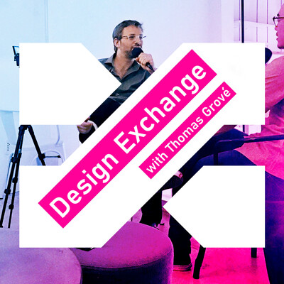 Design Exchange with Thomas Grové