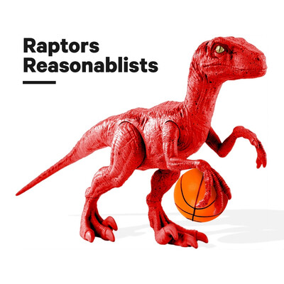 Raptors Reasonablists: A show about the Toronto Raptors