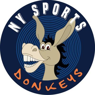 NY Sports Donkeys