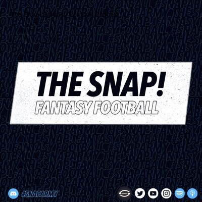 Saturday Morning Snap - Fantasy Football