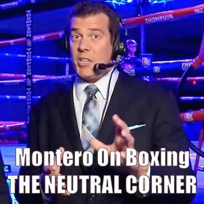 Montero On Boxing