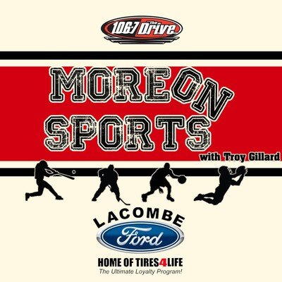More on Sports presented by Lacombe Ford